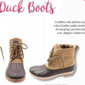 Simply Southern Duck Boots